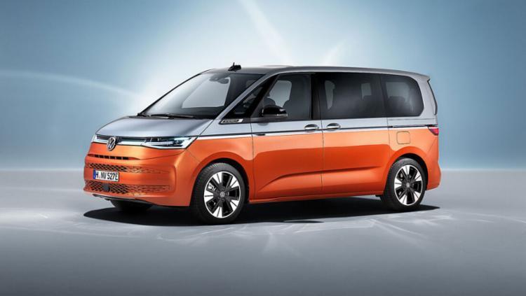 Volkswagen apresentou a nova Multivan, para o mercado europeu