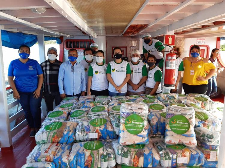 A campanha do Agro Fraterno destinará aos trabalhadores e produtores rurais   Foto: Divulgaçlão   agrofraterno.com.br - Foto: Divulgaçlão   agrofraterno.com.br