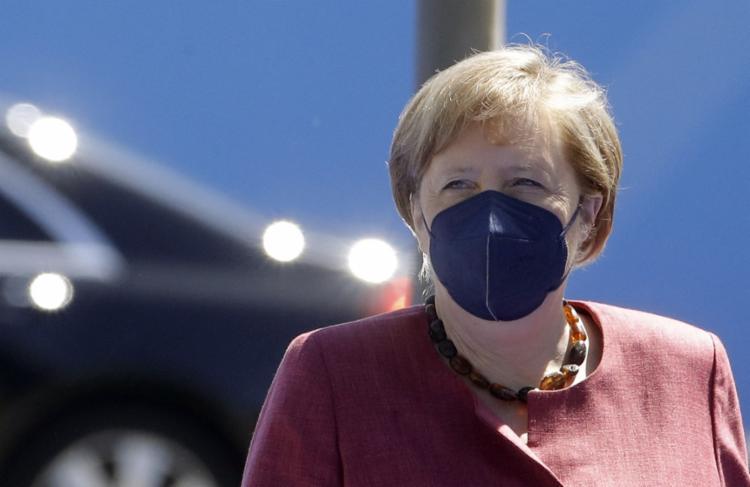 48,1% dos alemães receberam ao menos uma dose e 25,7% da população está completamente imunizada | Foto: Olivier Hoslet | Pool | AFP - Foto: Olivier Hoslet | Pool | AFP
