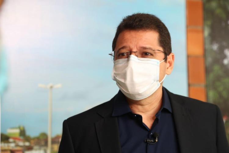 Marcellus Campêlo ficou preso por cinco dias   Foto: Divulgação   Secom - Foto: Divulgação   Secom
