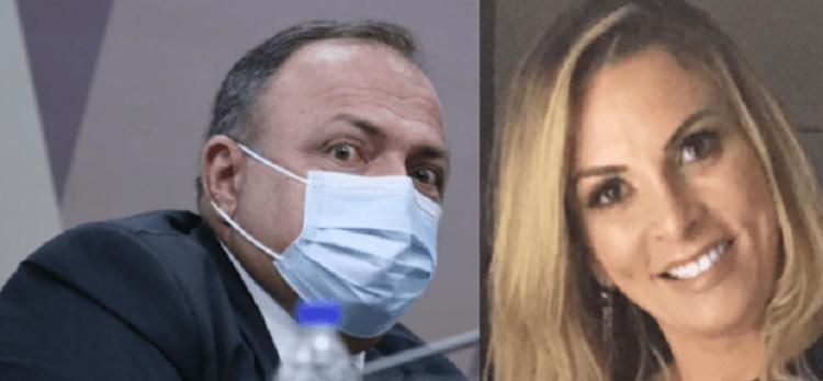 Andréa Barbosa enviou e-mail para a comissão indicando pontos que poderia abordar sobre atos que envolvem seu ex-marido - Foto: Reprodução