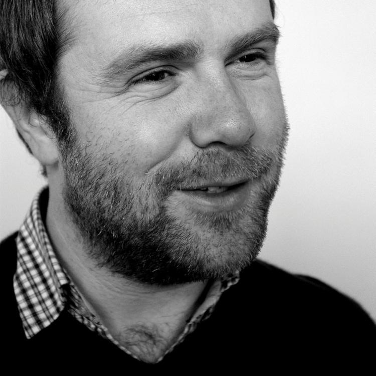 Andrew Michal Hurley leciona literatura na Inglaterra   Foto: Johnny Bean   Divulgação