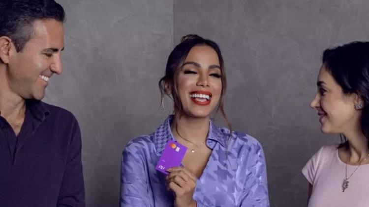 Anitta garantiu que vai levar a experiência com sua marca pessoal para o banco digital   Foto: Divulgação   Nubank - Foto: DIvulgação   Nubank