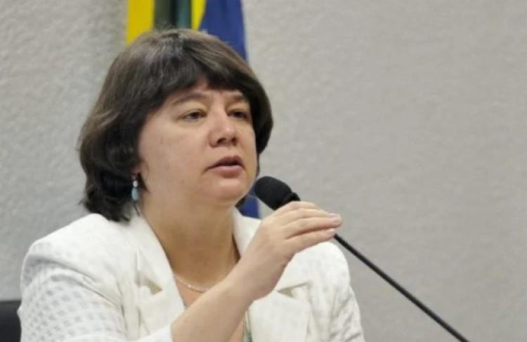 Frischeisen é a primeira mulher a liderar a lista | Foto: Divulgação | Agência Senado - Foto: Divulgação | Agência Senado