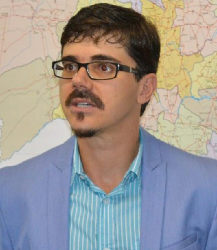 Matteus Martins é economista e mestre em Agronegócios pela Universidade de Brasília   Foto: Divulgação - Foto: Divulgação