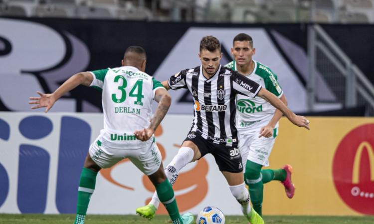 Tchê Tchê faz para o Galo e Ravanelli empata para o Verdão do Oeste | Foto: Pedro Souza | Atlético Mineiro - Foto: Pedro Souza | Atlético Mineiro