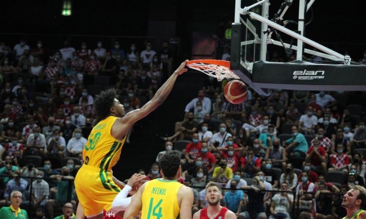 Após segunda vitória seguida, seleção só volta a jogar no sábado, 3   Foto: Divulgação   FIBA - Foto: Divulgação   FIBA