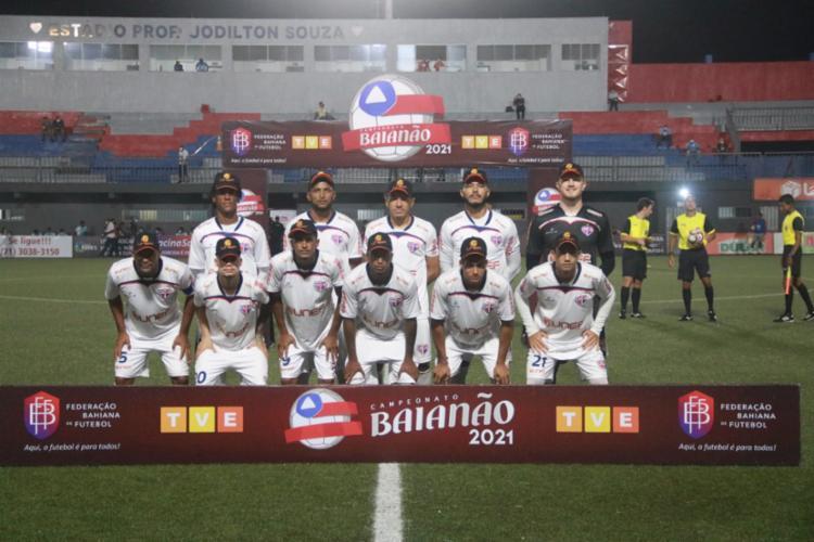 Finalistas Bahia de Feira e Atlético de Alagoinhas dominaram lista   Foto: Divulgação   Bahia de Feira - Foto: Divulgação   Bahia de Feira