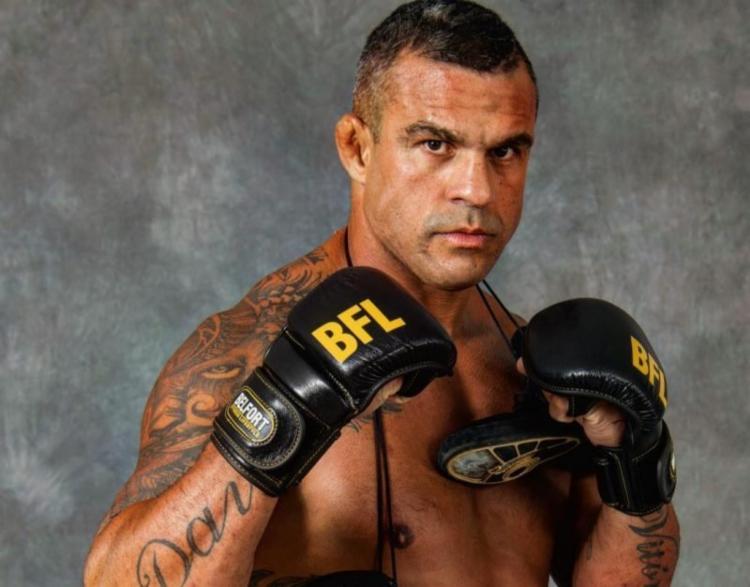 A última luta profissional do brasileiro aconteceu em maio de 2018   Foto: Divulgação - Foto: Divulgação