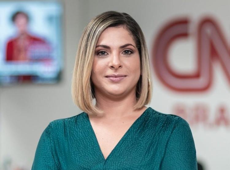 Jornalista também recebe ataques de apoiadores do presidente | Foto: Divulgação | CNN - Foto: Divulgação | CNN