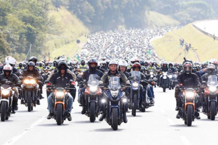 Organizadores estimam que 50 mil pessoas participaram do evento - Foto: Alan Santos / PR