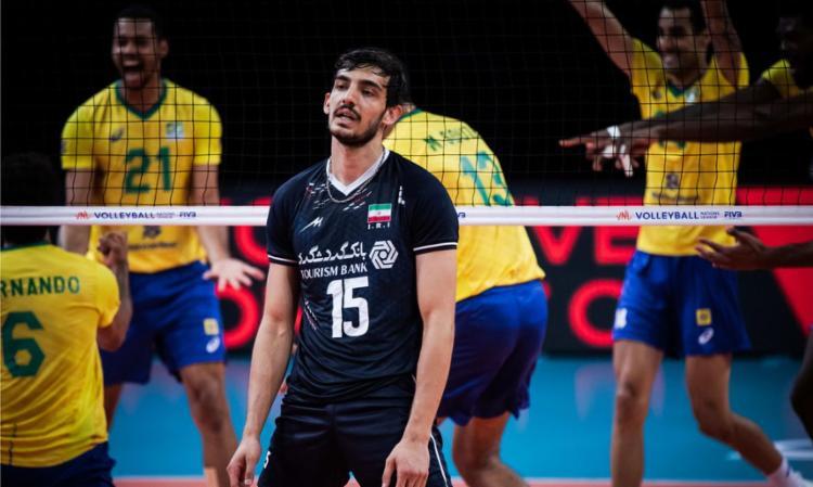 Lucarelli, com 20 pontos, é o destaque em vitória brasileira por 3 a 1 | Foto: Divulgação | FIVB - Foto: Divulgação | FIVB