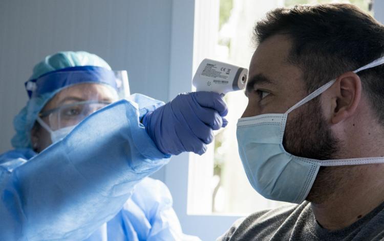 Há ainda 3.827 mortes em investigação   Foto: Ezequiel Becerra   AFP - Foto: Ezequiel Becerra   AFP