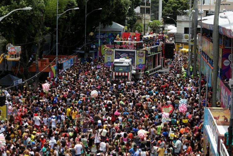 Carnaval em Salvador - Foto: Raul Spinassé I Ag. A Tarde