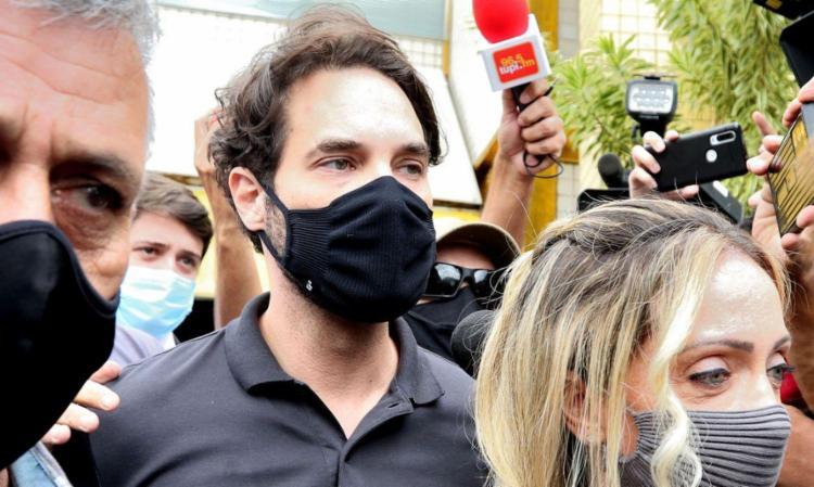O parlamentar e a namorada, a professora Monique Medeiros, estão presos acusados de matar o menino Henry Borel, filho de Monique, de 4 anos - Foto: Tânia Rêgo   Agência Brasil
