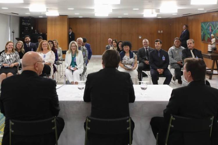 Conselho tem se mostrado alinhado ao governo na defesa do tratamento precoce e autonomia médica | Foto: Marcos Correa | PR - Foto: Marcos Correa | PR