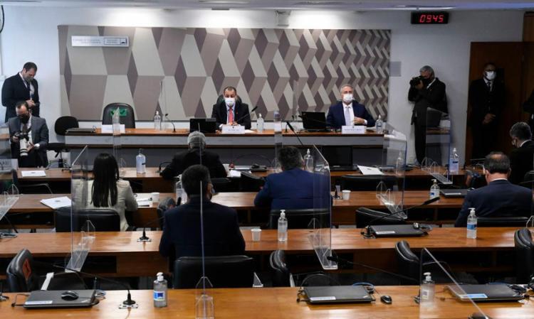 CPI da Covid já coletou mais de mil documentos   Foto: Jefferson Rudy   Agência Senado - Foto: Jefferson Rudy   Agência Senado