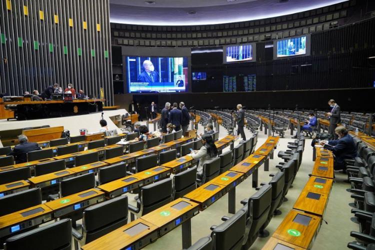 O texto segue para sanção presidencial   Foto: Pablo Valadares   Câmara dos Deputados - Foto: Pablo Valadares   Câmara dos Deputados