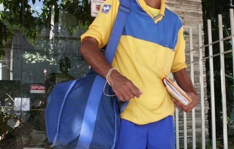 O governo federal vai tentar reduzir a estabilidade de 18 meses para funcionários do Correios com a venda da estatal | Foto: Divulgação - Foto: Divulgação