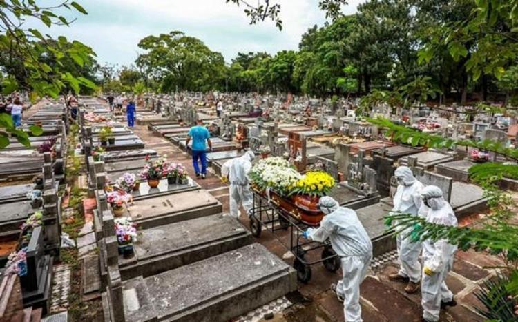 Número de pessoas recuperadas totaliza 15,8 milhões | Foto: Silvio Ávila | AFP - Foto: Silvio Ávila | AFP