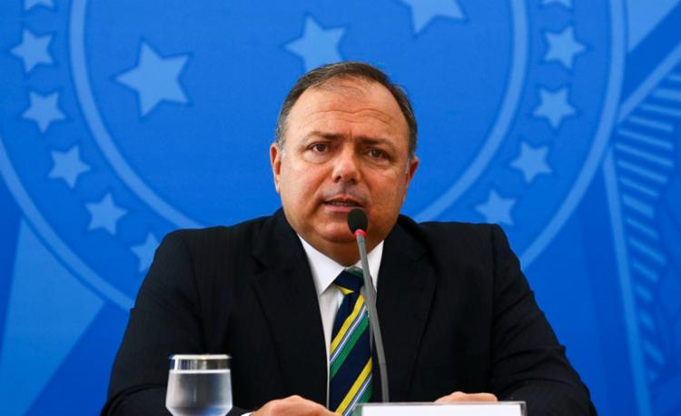 Ex-ministro da Saúde, general Eduardo Pazuello - Foto: Marcelo Camargo I Agência Brasil