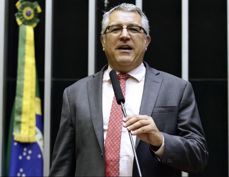 Na tarde deste domingo, 27, Luís Miranda compartilhou no Twitter o print de uma mensagem do seu irmão com uma foto do seu acesso bloqueado ao Sistema Eletrônico de Informações (SEI) do ministério I Foto: Agência Câmara - Foto: Agência Câmara