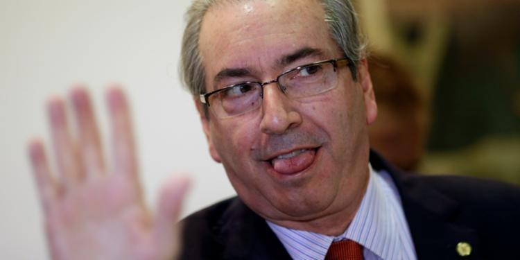 Eduardo Cunha tentou aprovar o distritão em 2015, mas sem sucesso - Foto: Ueslei Marcelino/Reuters