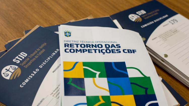 O STJD informou que receberam 190 denúncias e 234 processos disciplinares | Foto: Divulgação | STJD - Foto: Divulgação | STJD