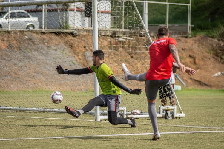 Leão tem o pior ataque da Segunda Divisão | Foto: Pietro Carpi | EC Vitória - Foto: Pietro Carpi | EC Vitória