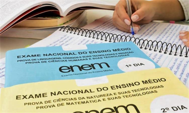 A taxa do Enem 2021 é de R$ 85 | Foto: Divulgação - Foto: Divulgação