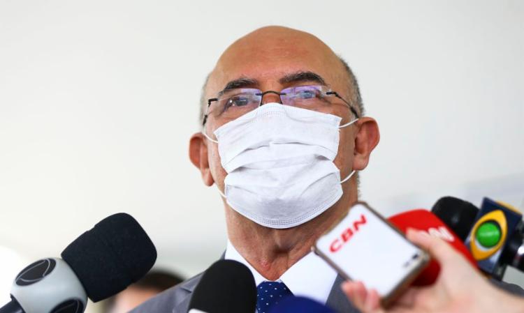 MIlton Ribeiro afirmou o contrário na semana passada | Foto: Marcelo Camargo | Agência Brasil - Foto: Marcelo Camargo | Agência Brasil