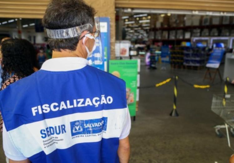 Mais de 4,5 mil fiscalizações foram realizadas pela Sedur neste fim de semana   Foto: Bruno Concha   Secom PMS - Foto: Bruno Concha   Secom PMS