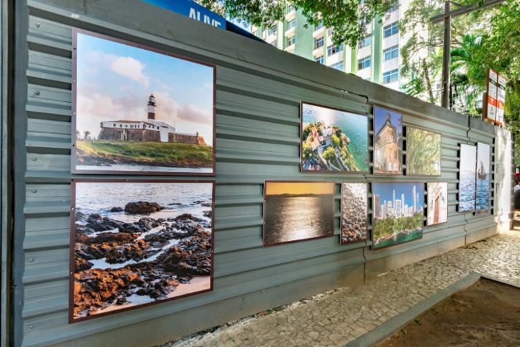 São nove obras alocadas no empreendimento em construção   Foto: Divulgação - Foto: Divulgação