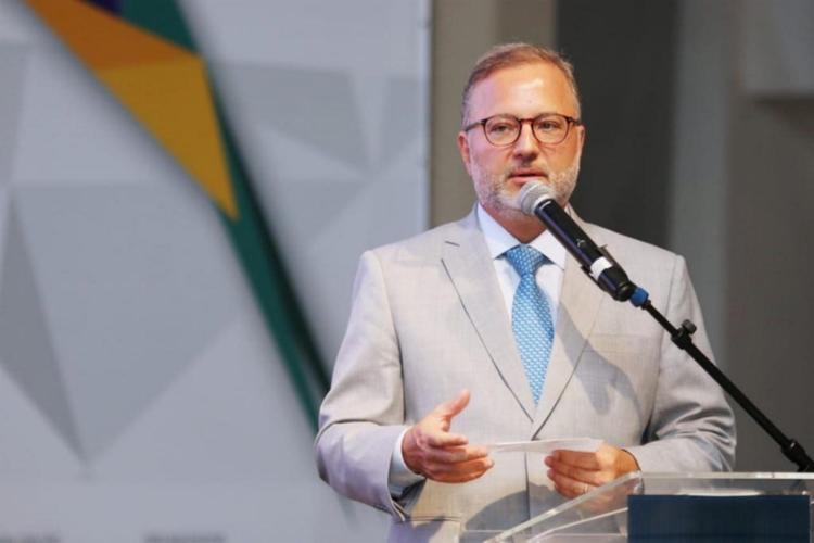 Fábio Vilas-Boas usou o Twitter para aplaudir a chegada da Sputnik V Foto: Divulgação - Foto: Divulgação