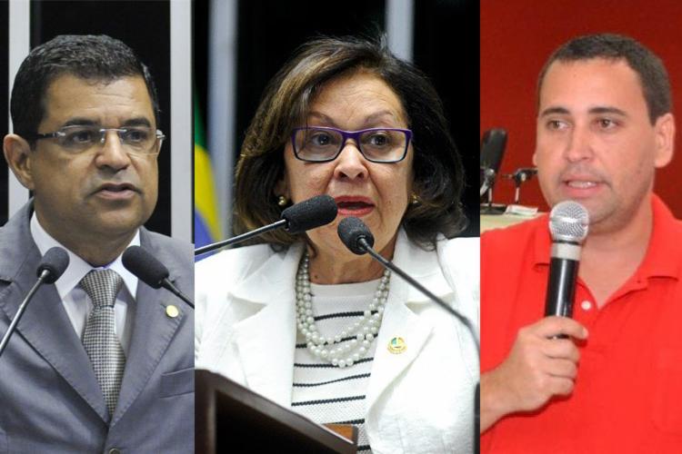 Davidson, Lídice e Éden defendem proposta já aprovada no Senado e em tramitação em regime de urgência na Câmara - Foto: Reprodução