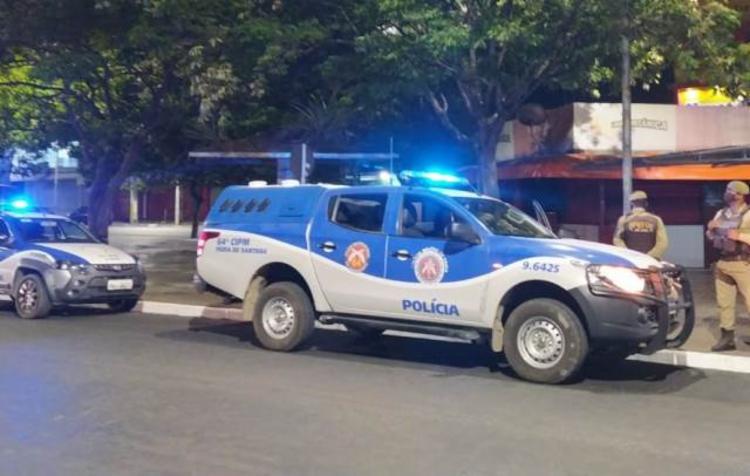 Ações aconteceram na madrugada deste domingo | Foto: Divulgação | PM - Foto: Divulgação | PM