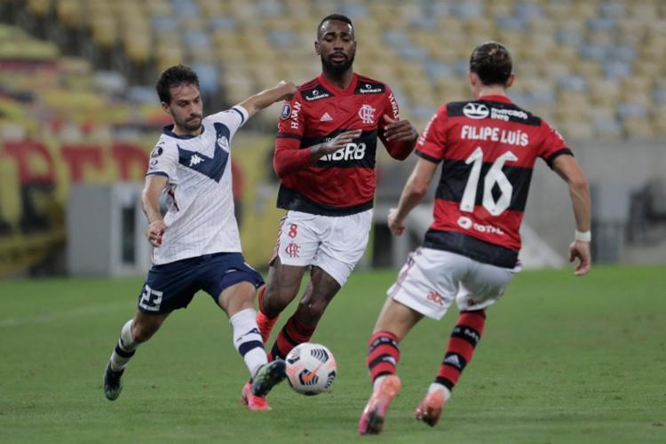 O Flamengo é um dos representantes brasileiros na Libertadores   Foto: Antonio Lacerda   AFP - Foto: Antonio Lacerda   AFP