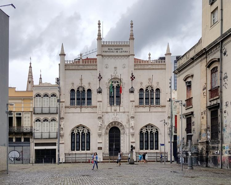 Memória de Luís Vaz de Camões, autor de Os Lusíadas, será reverenciada pelo Gabinete Português de Leitura - Foto: Divulgação