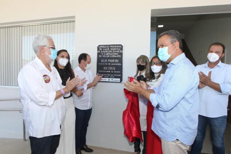Unidade hospitalar contará com novos equipamentos | Foto: Fernando Vivas | GOVBA - Foto: Fernando Vivas | GOVBA