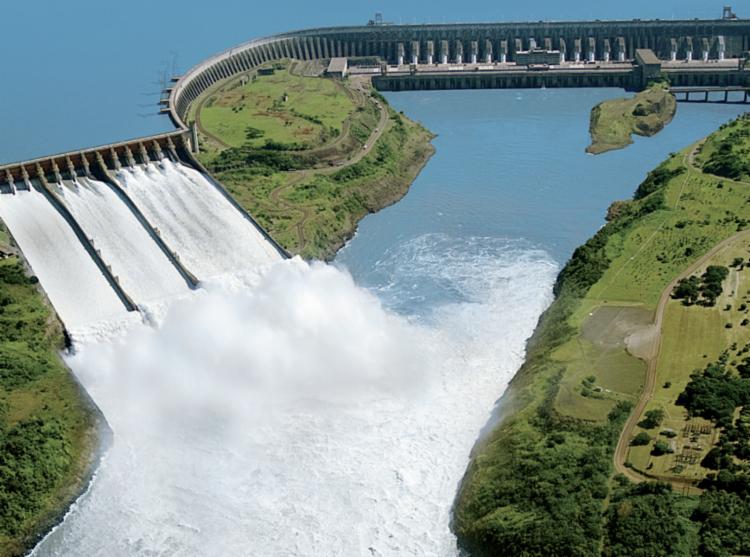 Hidrelétricas do Sudeste e do Centro-Oeste são responsáveis por mais de 2/3 da energia produzida no Brasil   Foto: Daniel Snege   Itaipu Binacional - Foto: Daniel Snege   Itaipu Binacional