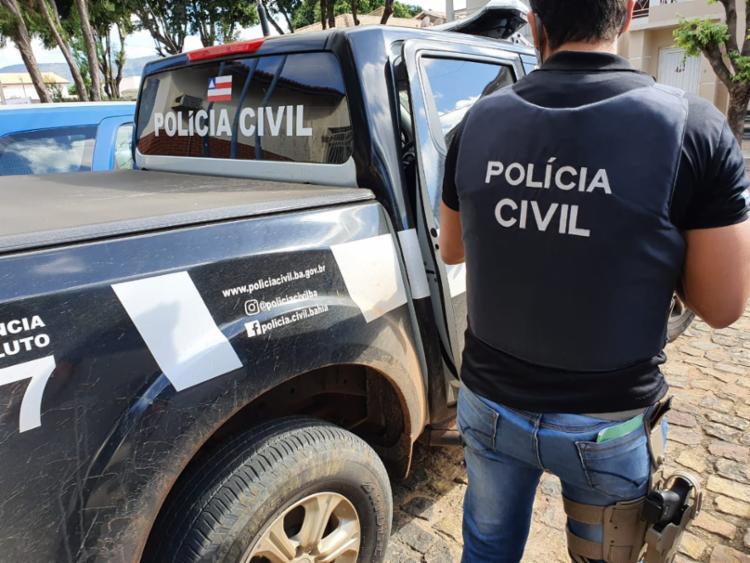 Homem é apontado como autor de dois homicídios em Santo Amaro | Foto: Divulgação | Polícia Civil - Foto: Divulgação | Polícia Civil