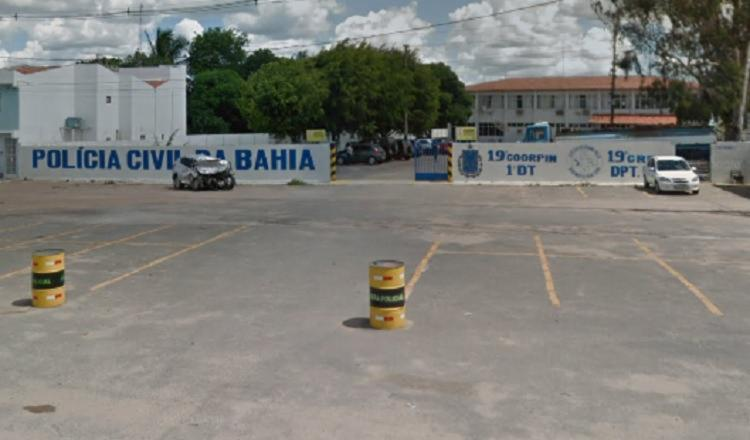 O crime em questão aconteceu em janeiro de 2018 | Foto: Reprodução | Google Street View - Foto: Reprodução | Google Street View
