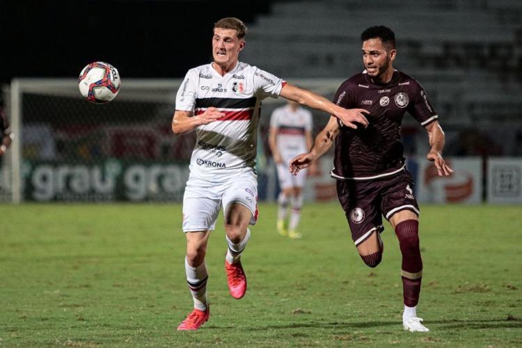 Santa Cruz e Jacuipense ficaram no 2 a 2, no estádio do Arruda, em Pernambuco   Foto: Rafael Melo   Santa Cruz FC - Foto: Rafael Melo   Santa Cruz FC
