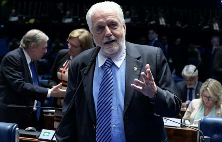 Senador Jaques Wagner (PT) - Foto: Waldemir Barreto I Agência Senado
