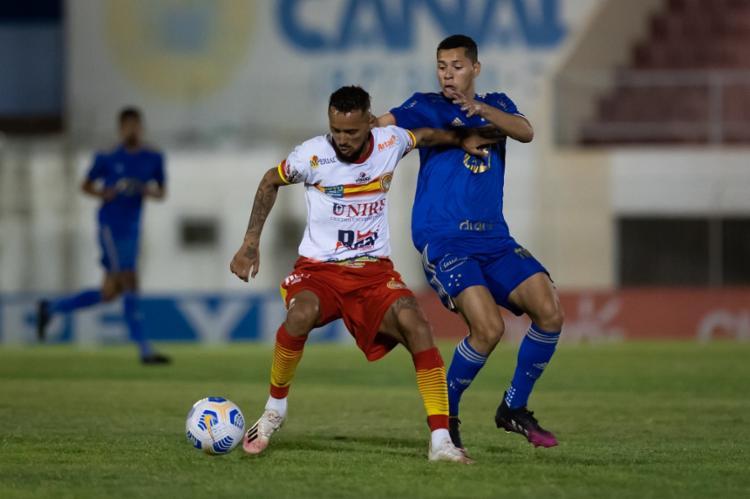O Canção de Fogo venceu a Raposa por 1 a 0 no tempo regulamentar, e 3 a 2 nas penalidades   Foto: Bruno Haddad   Cruzeiro - Foto: Bruno Haddad   Cruzeiro