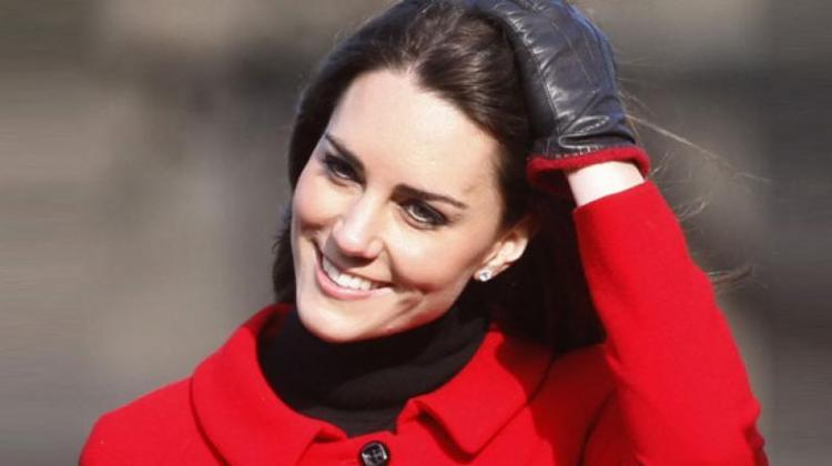 No momento da declaração, duquesa estava realizando um passeio com a primeira-dama americana | Foto: AFP - Foto: AFP
