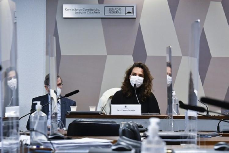 A médica explicou que o medicamento é comprovadamente ineficaz no combate à Covid-19 | Foto: Waldemir Barreto | Agência Senado - Foto: Waldemir Barreto | Agência Senado