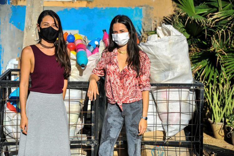 As sócias Gabriela Tiemy e Saville Alves, da Solos | Foto: Felipe iruatã | Ag. A TARDE - Foto: Felipe iruatã | Ag. A TARDE