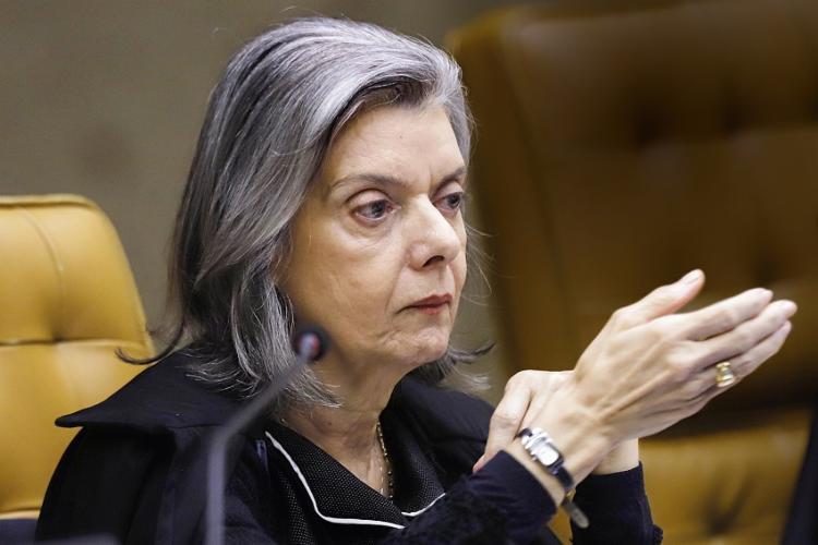 Ações contra a realização da Copa têm a ministra Cármen Lúcia como relatora. - Foto: Divulgação