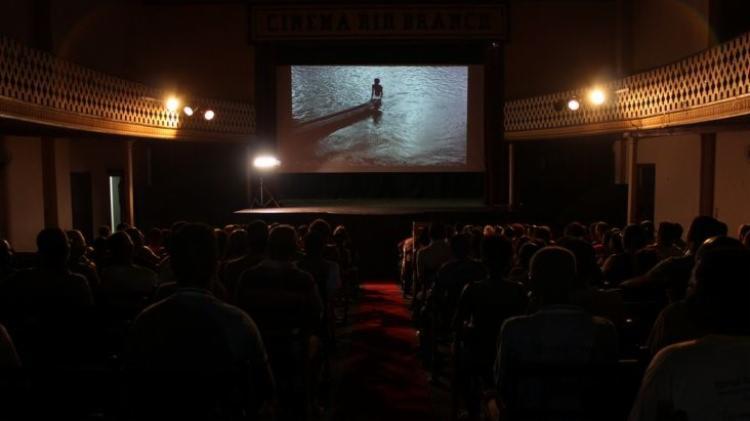 Evento exibe exclusivamente obras sobre cinemas de rua do Brasil ou que dialoguem com personagens de cinema e com ações cineclubistas | Foto: Divulgação - Foto: Divulgação